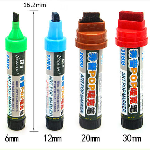 marcador de tinta cor premio conjunto caligrafia canetas