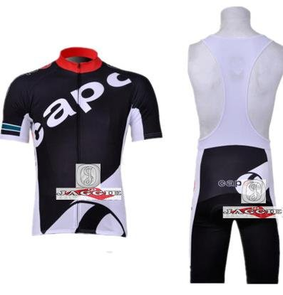 2011-2 NEW team cycling jersey e bib shorts short maglie a manica pantaloni  bici bicicletta indossare abiti set cbee4bb5239