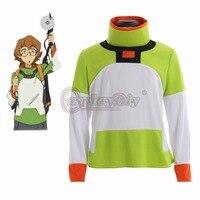 Voltron Legendary Defender Pidge Shirt Jacket Cosplay Costume Custom Made