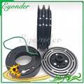 AC A/C воздушный компрессор магнитный электромагнитный шкив сцепления 2PK 2A 24V для Volvo 210B 240B 290B 330B 360B
