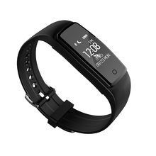 SUNKINFN SS1 Smart Bracelet IP67 Waterproof Heart Rate Monitor Bluetooth Smart Band Fitness Tracker For Android IOS PK ID107 E07(China)