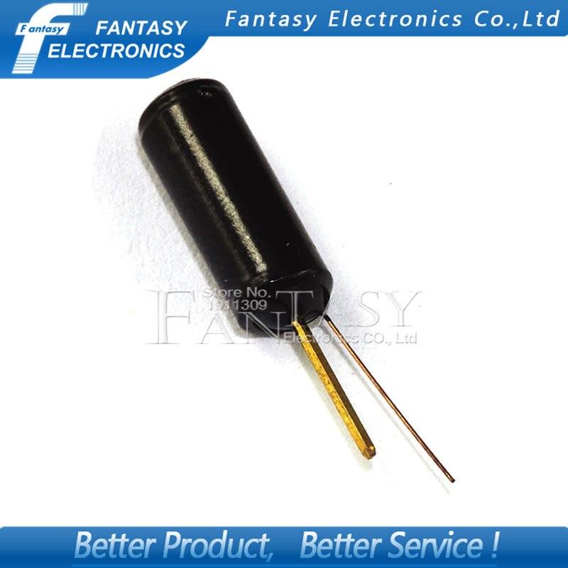 100PCS SW-18020P Electronic Shaking Switch Vibration Sensor top