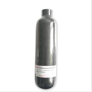 Image 1 - AC3035 Acecare fusil à Air comprimé 350cc 4500Psi PCP/Paintball réservoir noir PCP cylindre de Fiber de carbone pour la chasse HPA réservoir dair comprimé