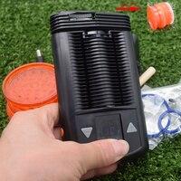 Mejor vaporizador Kit para Hierbas secas de Personal Vape hierba seca Mod con la temperatura ajustable vaporizador caja Mod gran Vape E cigs