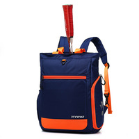 Backpack Men and women 3 Pack Badminton Backpack Korean Casual Sports Bag Thicken