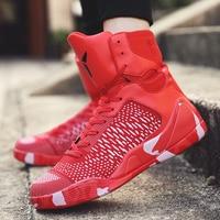 Men Basketball Shoes Air Damping Men Basketball Sports Sneakers Women's Basketball Sneakers Male Outdoor Jordan Shoes