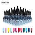 Hand Mini 120 colors nail gel polish12ML  bluesky gelpolish color  soak off led/uv nail gel colorful nailpolish lak nail