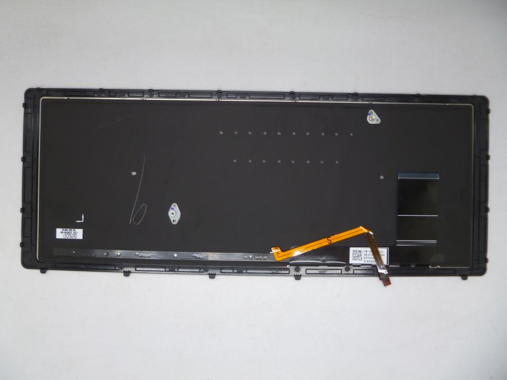 ФОТО Laptop Keyboard for SONY SVF15N Black with Frame and Backlit FR French 9Z.NABBQ.70F
