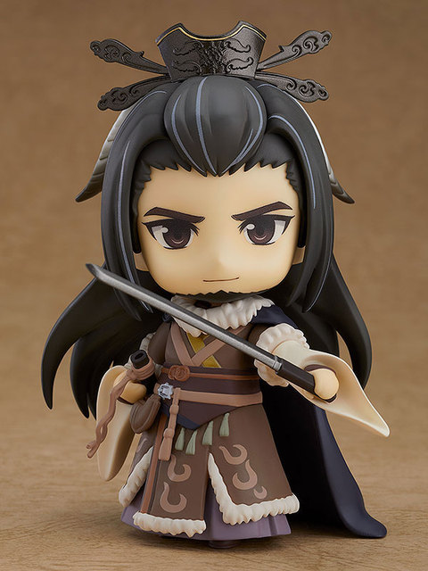 Samurai Shaped Nendoroid Toy