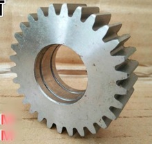 Diameter:62mm  Inner Hole:28mm Thickness:20mm 29Teeths Electric Tricycle Steel Gear