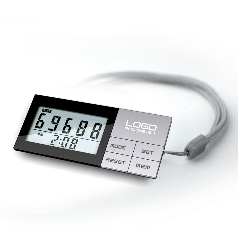 Step New Hot Sell Mini Lcd Digital Counter Pedometer Calories Walking Distance