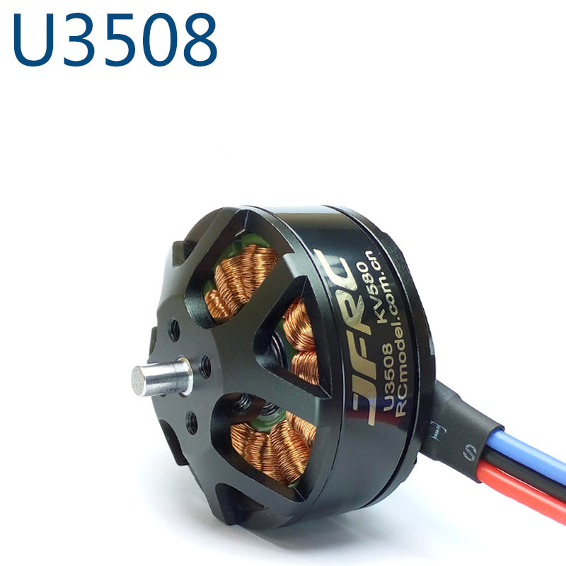 1Pair JFRC Brushless Motor 380KV/420KV/580KV/700KV U3508 IPX-7 Waterproof Motor CW CCW Aircraft Motors for RC Quadcopter Drone jmt 4pcs mt3508 380kv 580kv motor disk motor for multi axis aircraft diy quadcopter drone