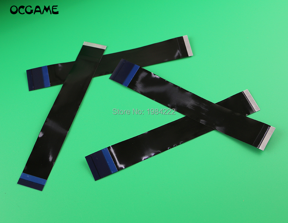 100pcs/lot for playstation 3 <font><b>ps3</b></font> super <font><b>slim</b></font> kes 850 850a kem 850aaa <font><b>laser</b></font> lens flex ribbon cable OCGAME image