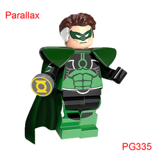 Single Sale Building Block Parallax Figure Super Heroes Star Wars Mini Doll Christmas Gift Toys For Children Hobbies Pg335