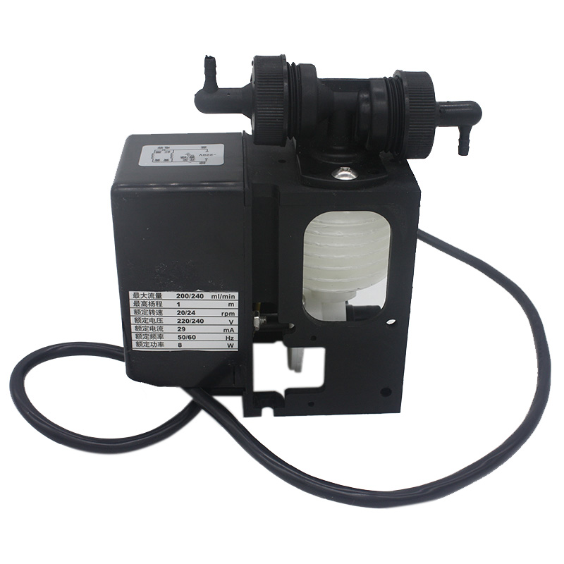 Measuring Pump for Myjet YSL Printers good quality 1pc inkjet printer machine of myjet ink pump for myjet xaar 128 printhead spare parts