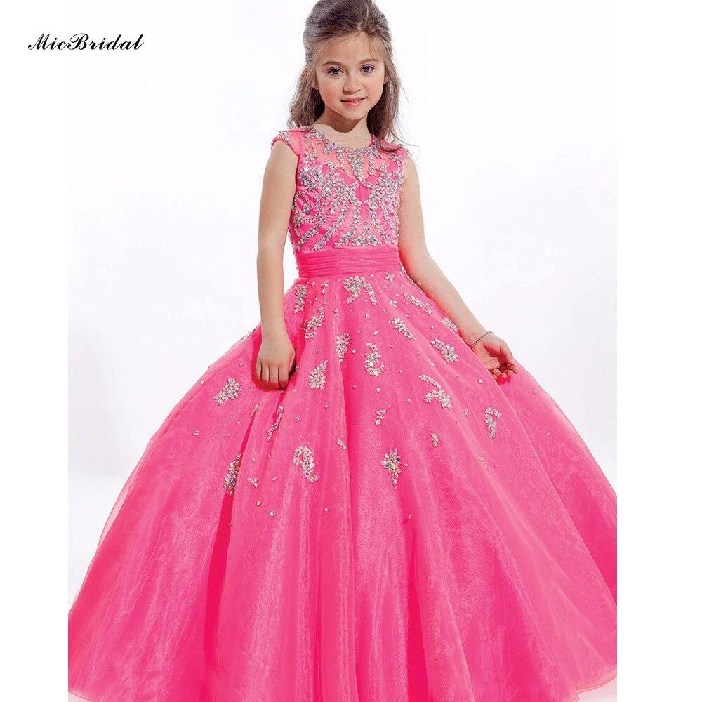 Cheap Beauty Pageant Dresses