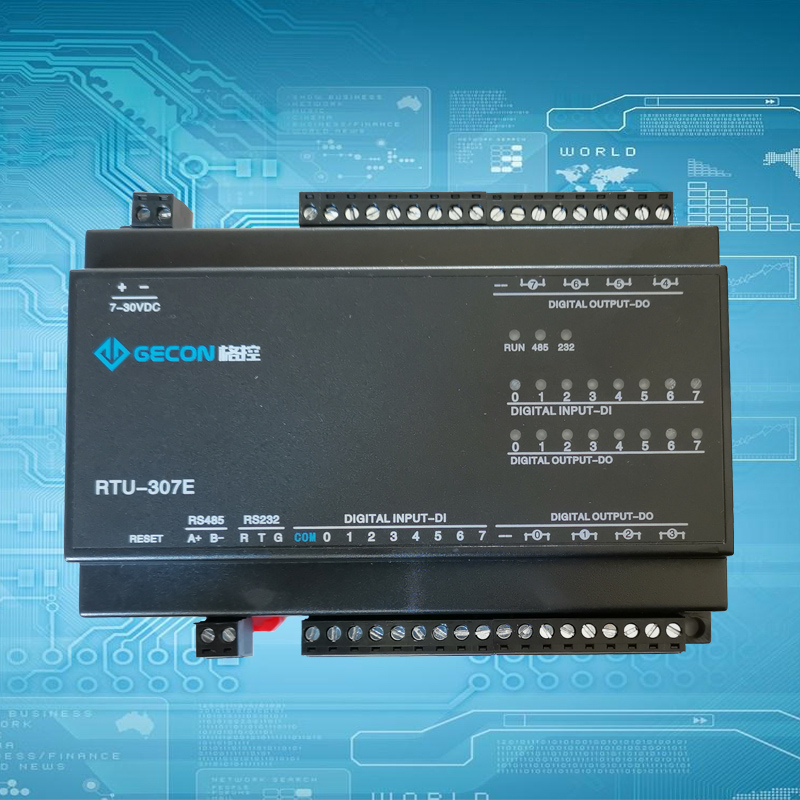 8DI8DO Integrated Control System Modbus RTU Protocol Serial Port RS485 232 Digital Input and Output Personal Care Appliance Parts     - title=