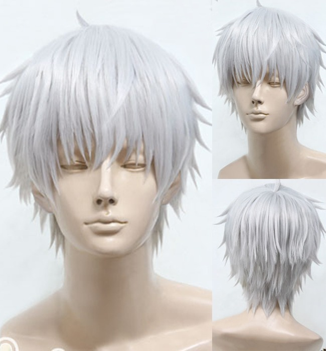 Men-Silvery-white-cosplay-anime-wig-font