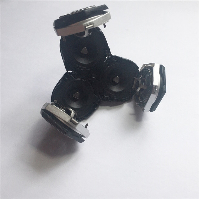 RQ12 replacement shaver heads for philips RQ1250 RQ1260 RQ1280 RQ1290 RQ1250CC RQ1260CC RQ1280CC RQ1050 RQ1060 Free Shipping