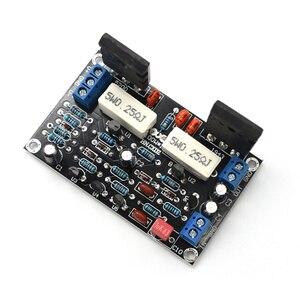 Image 2 - Nuevo tubo de amplificador de potencia 2SC5200 + 2SA1943, placa de amplificador de Audio HIFI monocanal, 100W, CC, 35V, C1 001