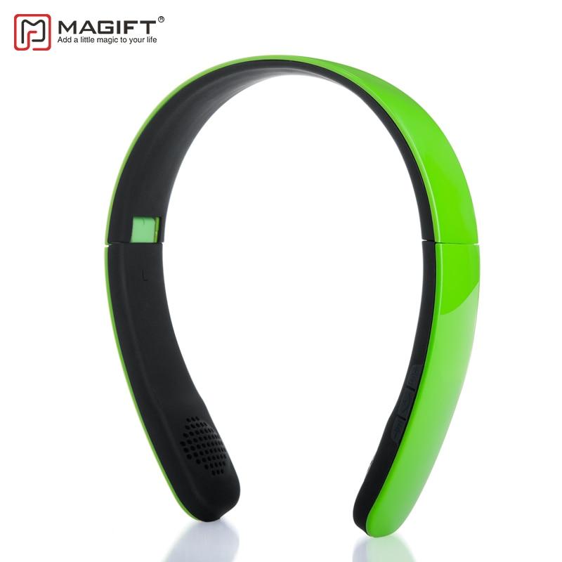 Magift1 Bluetooth Wireless Earphones Handsfree Calls with Micphone Headband for Smartphones Stereo Music Wireless Earphones remax bluetooth v4 1 wireless stereo foldable handsfree music earphone for iphone 7 8 samsung galaxy rb 200hb