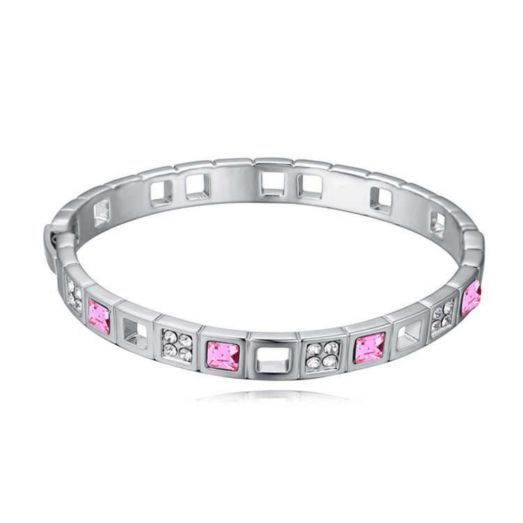 Nieuwe Ontwerp Armband Pulseras Bracciale Voor Vrouwen Lady Kristallen Van Swarovski Cristal Bijoux Sieraden