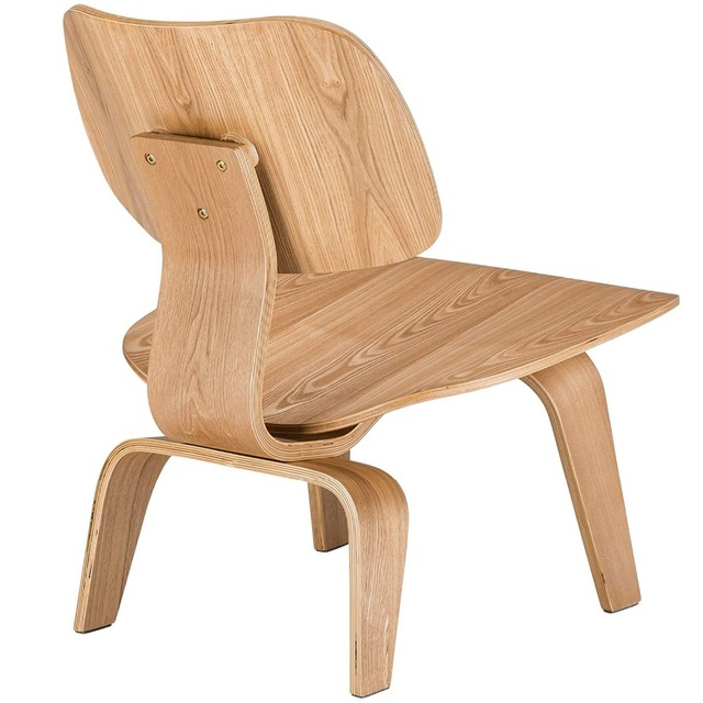 Molded Plywood Lounge Chair 3