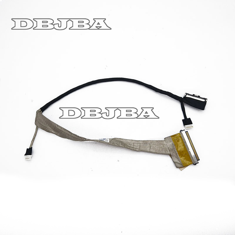 Lcd video cable for Sony VAIO VPC EB VPCEB VPC-EB VPC-EB15FM VPC-EB15FX VPC-EB16FX VPC-EB17FX 015-0101-1508_A M970 Laptop laptop keyboard for for sony vpc ea black without frame latin la v081678d 148792351