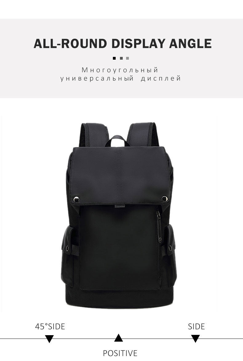 Men Waterproof Backpack HTB1ZGFbaOYrK1Rjy0Fdq6ACvVXaH Backpack