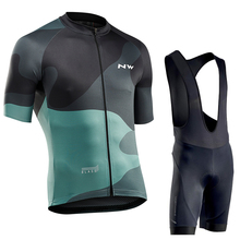 Northwave Cycling Jersey 2019 NEW Summer Pro Team Cycling Clothing MTB Cycling Bib Shorts Men Bike Jersey Set Ropa Ciclismo NW стоимость