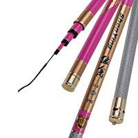 2018 New Super Hard 19 Tune Carbon Fishing Rod for Big Fish Crap Ultralight Taiwan Rod 3.6 m 8.1 m Telescopic pole