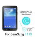 Премиум Закаленное Стекло Пленка Для Samsung Galaxy Tab3 7.0 дюйма Протектор экрана для T110 T111 T113 T116 tablet стекло экрана фильм