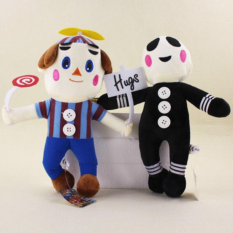 30cm Five Nights at Freddy s Plush Bonnie Freddy Clown Marionette Balloon Boy Plush Toy BB