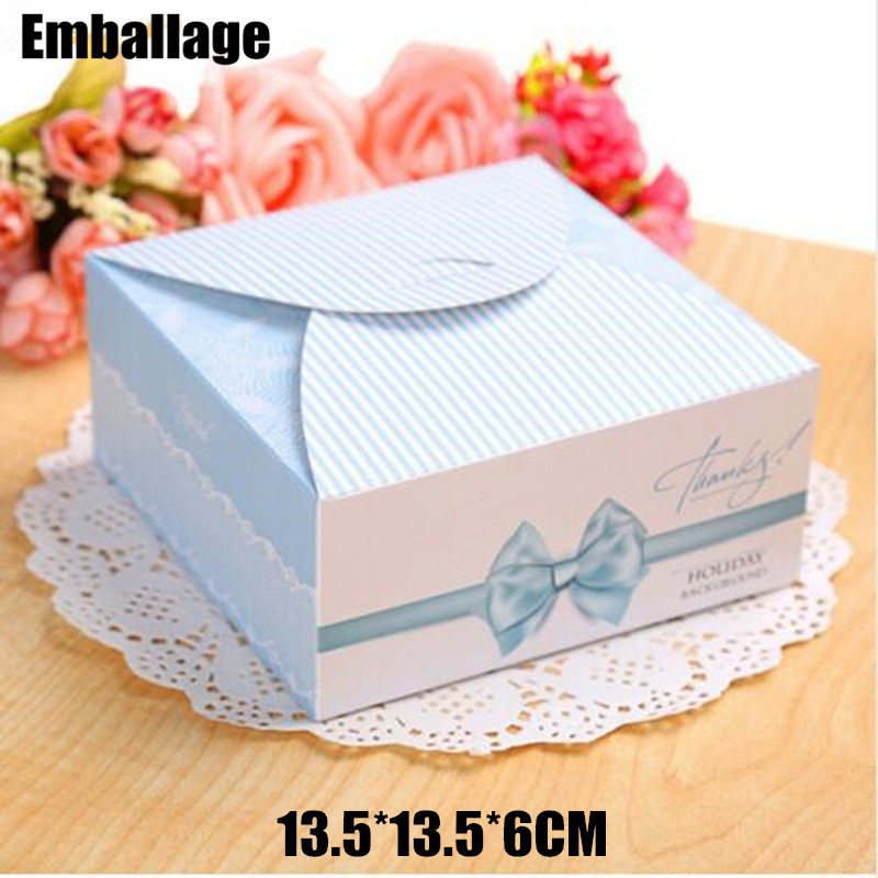Packaging Cheese Cake Gateau