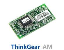 Moduł TGAM moduł fali mózgowej czujnik fali mózgowej moduł zasilania mózgu kontrola umysłu NeuroSky