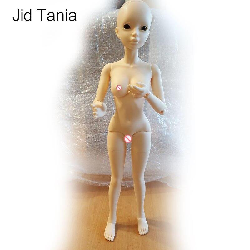 Nouveau Iplehouse IP Jid Tania bjd sd poupée 1/4 modèle de corps filles haute qualité résine jouets sculpter moppet gratuit yeux boutique-in Poupées from Jeux et loisirs    3