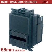 Neue 66mm version BV20 bill akzeptor Technische daten/BV20 Bill Akzeptor/Banknotenprüfer SSP interface Spielautomaten Sport und Unterhaltung -