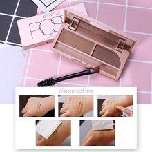 Eyebrow Palette Powder Waterproof Makeup
