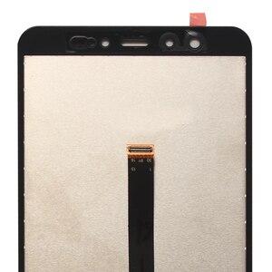 Image 5 - 5.99 Inch Vernee V2 Pro Màn Hình Hiển Thị LCD + Màn Hình Cảm Ứng 100% Nguyên Bản Thử Nghiệm Bộ Số Hóa Màn Hình LCD Kính Cường Lực Thay Thế Cho Vernee v2 Pro