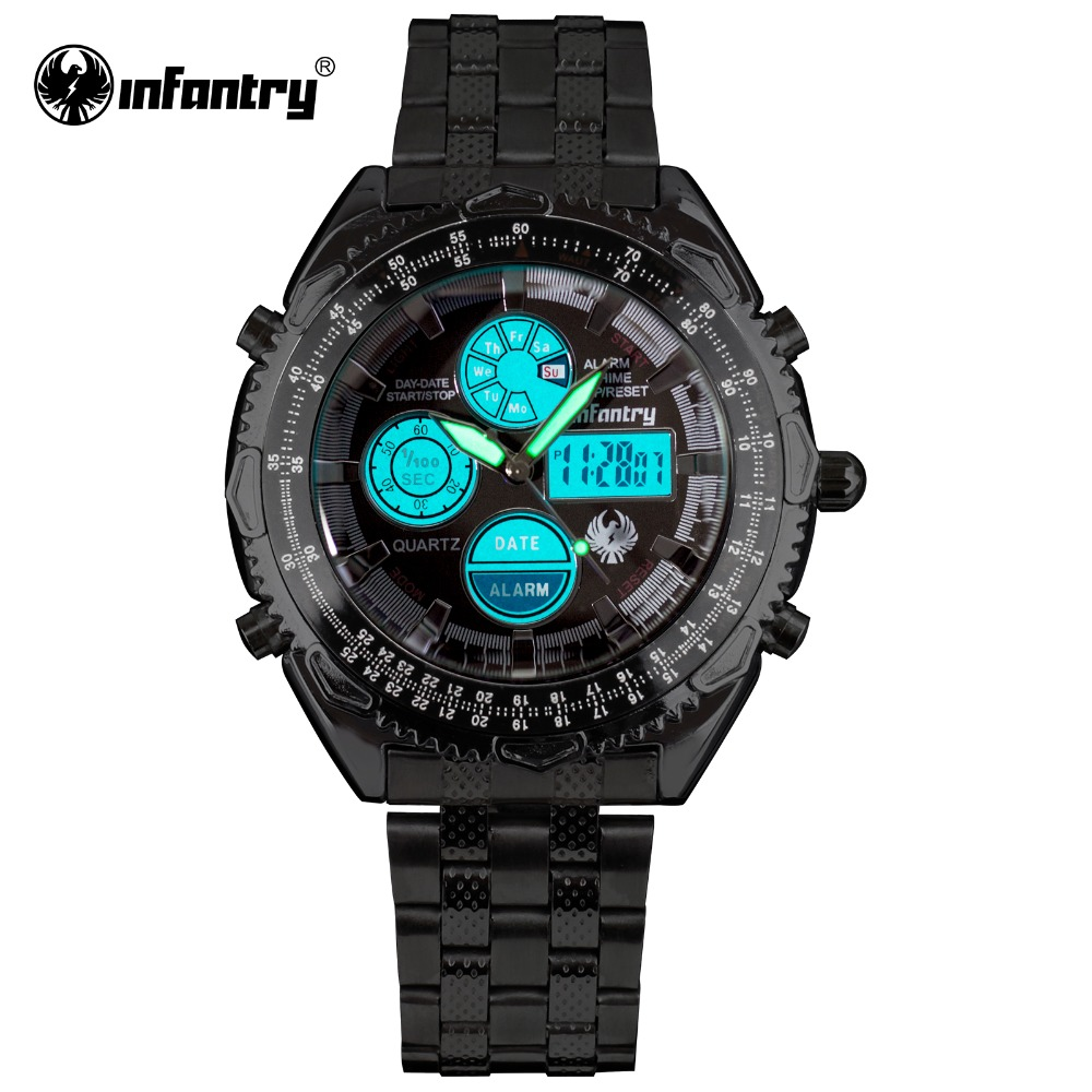 aliexpress buy infantry mens watches royal