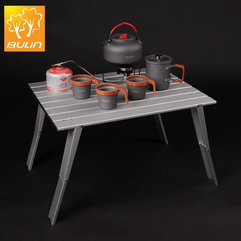 Portable Outdoor Aluminum Folding Table BBQ Table Camping Table Picnic Folding Table 76 50cm portable folding outdoor tables picnic table garden table