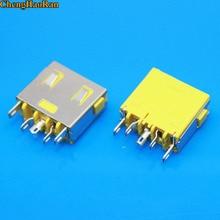 ChenghaoRan 1 cái Máy Tính Xách Tay MỚI bo mạch DC Power Jack connector cho Lenovo G400 G490 G500 G505 Z501