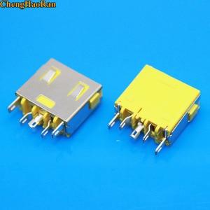Image 1 - ChenghaoRan 1 cái Máy Tính Xách Tay MỚI bo mạch DC Power Jack connector cho Lenovo G400 G490 G500 G505 Z501