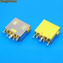 ChenghaoRan 1 pièces nouvelle carte mère dordinateur portable connecteur de prise dalimentation cc pour Lenovo G400 G490 G500 G505 Z501