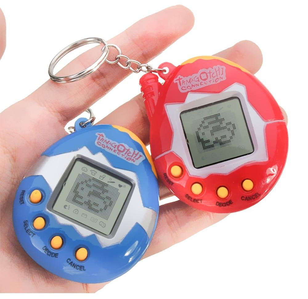 Tamagotchi Connection Electronic Virtual Cyber Pet Retro Surprise Egg Kids Toys