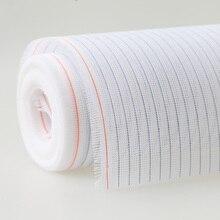 50x33 см 14CT одноразовая вышивка крестиком Ткань Холст Ткань Накачка отходов холст DIY ручная вышивка на детской одежде подушка