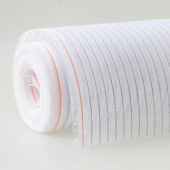 50 #215 33 cm 14CT jednorazowa tkanina krzyżowa tkanina płótno tkaniny pompowanie odpadów płótno DIY handmade haft na ubrania dla dzieci poduszka tanie i dobre opinie DREAMCREATE Odzież akcesoria Stałe 100 COTTON Duszpasterska Składane Kanwa Plastic bag