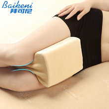 knee Pregnance Pillow & Spine Almohadas Memory Foam Wedge Leg Cushion Sciatic Nerve Pain Relief PBody Sleeping Pillow