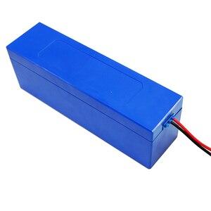 Image 2 - Obudowa baterii litowej 13S 4P 48V 10Ah do akumulatora 13S4P 18650 zawiera uchwyt i nikiel można umieścić 52 szt. Ogniw