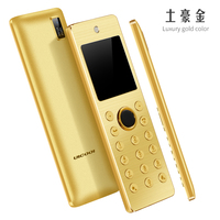 Original ULCOOL V11 Mini Phone With MP3 Camera Bluetooth Ultra Thin 1 5Inch Luxury Phone